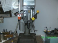 ARBO kolomboormachine beschermkap